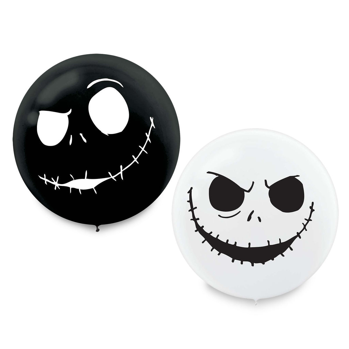 Product Image of Jack Skellington Balloons - The Nightmare Before Christmas # 1