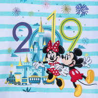 Image of Mickey Mouse and Friends Zip-Up Hoodie for Kids - Walt Disney World 2019 # 3