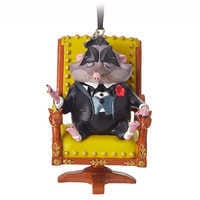 Image of Mr. Big Sketchbook Ornament - Zootopia # 3