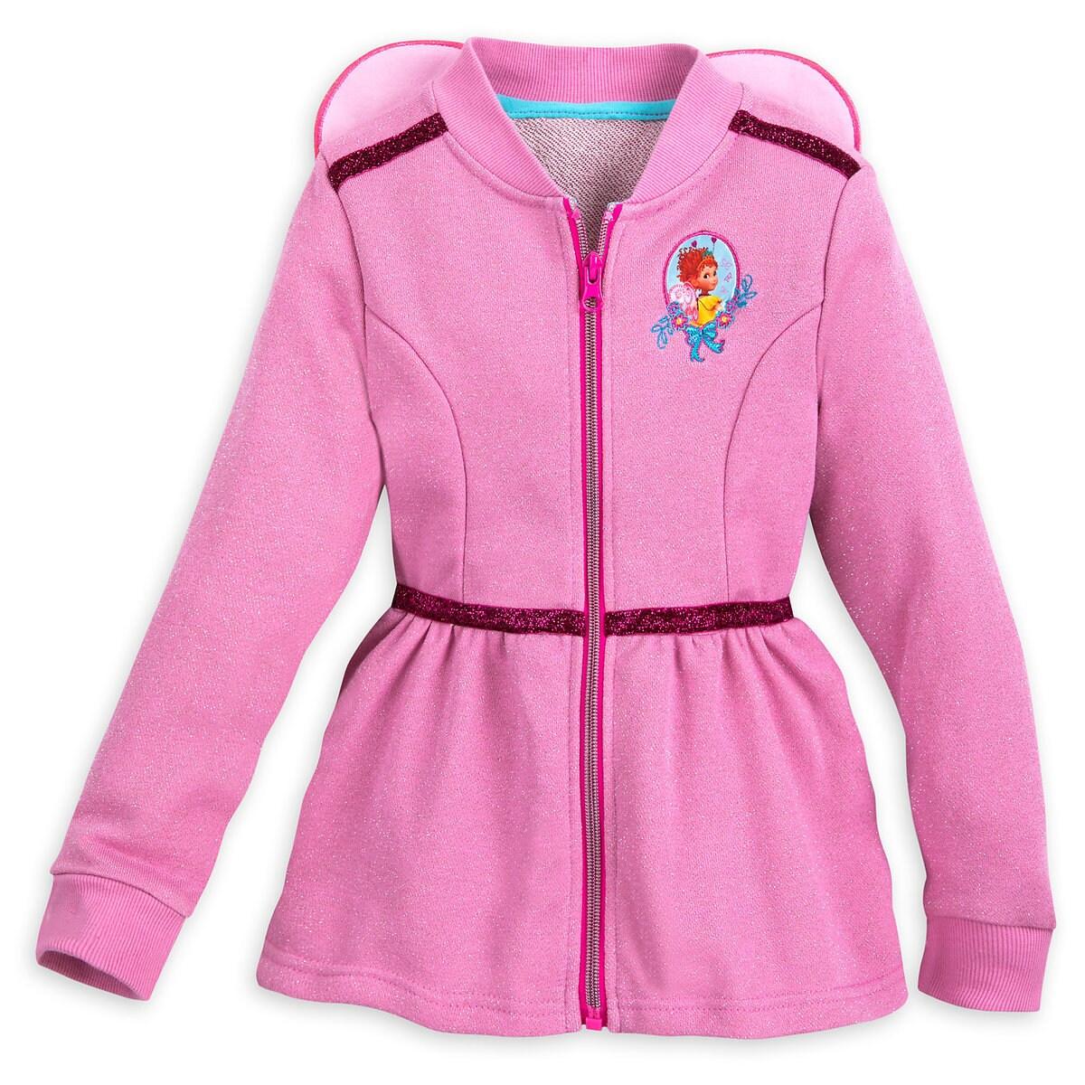 f6b074bb1067 Product Image of Fancy Nancy Fleece Jacket for Girls   1