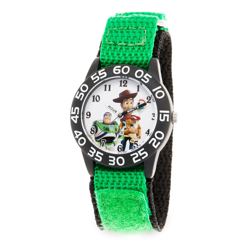 Toy Story 4 Time Teacher Watch for Kids Official shopDisney
