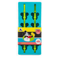 Image of Mickey Mouse Straw Ice Tray - Disney Eats # 5