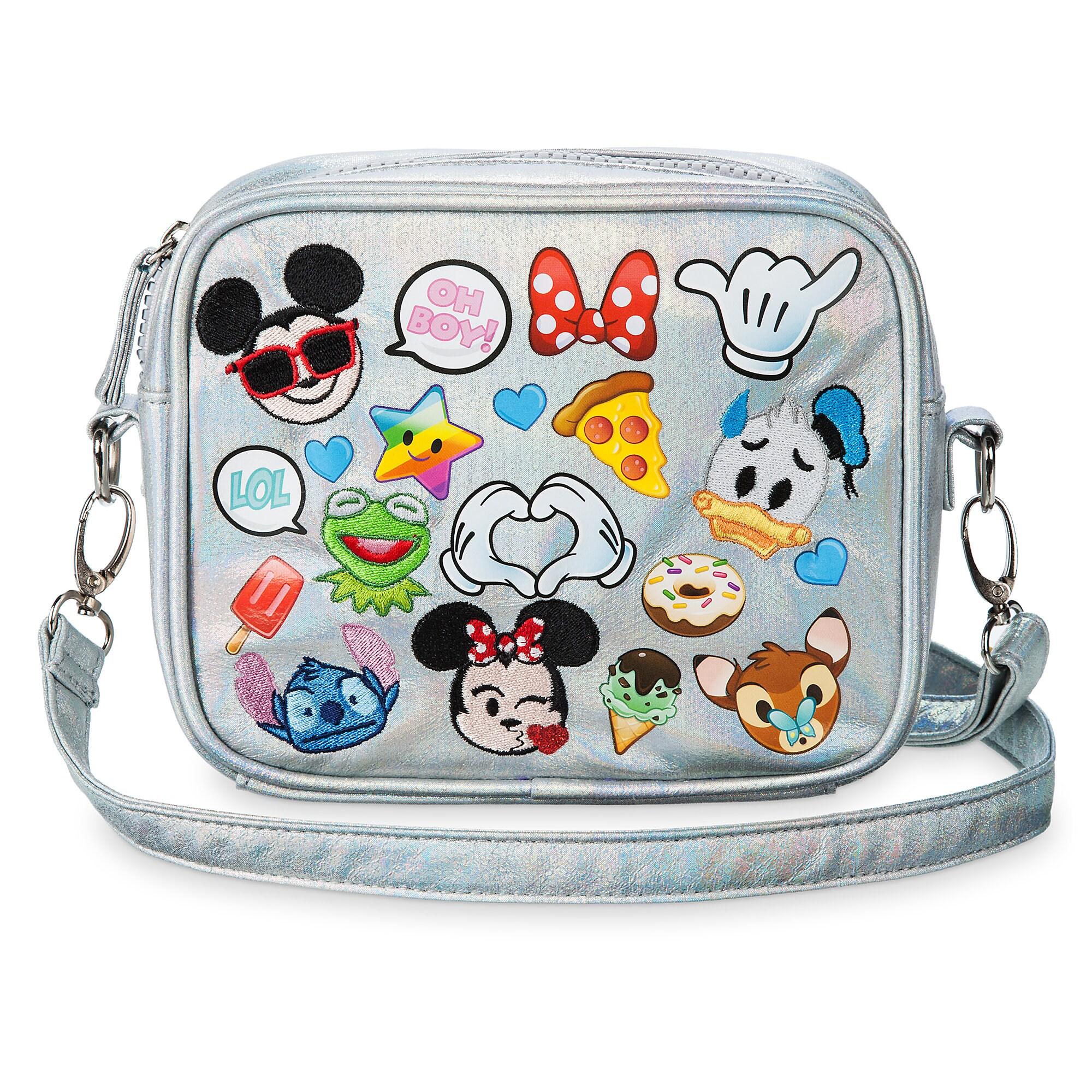 Disney Emoji Crossbody Bag for Girls