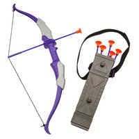 Image of Hawkeye Deluxe Quiver, Bow and Arrow Set # 1