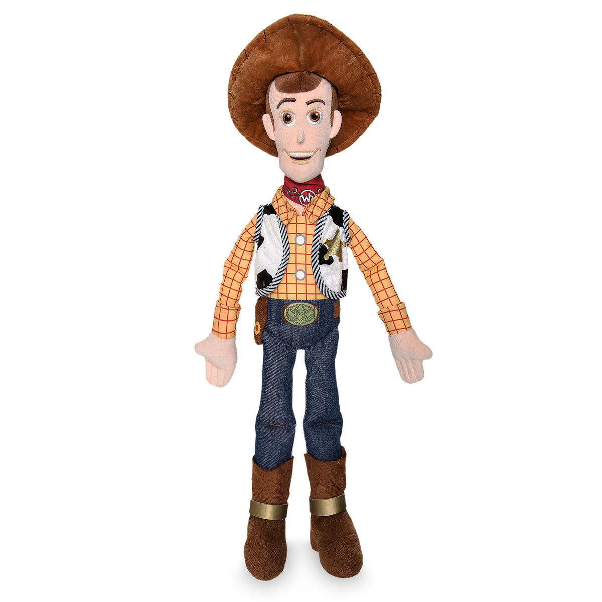 Product Image of Woody Plush - Toy Story - Medium   1 5c40063c965