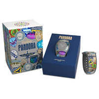 Image of Pandora: The World of Avatar Limited Edition MagicBand 2 - Travel Stamps # 3