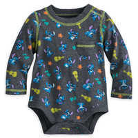Image of Stitch Cuddly Bodysuit - Baby # 1
