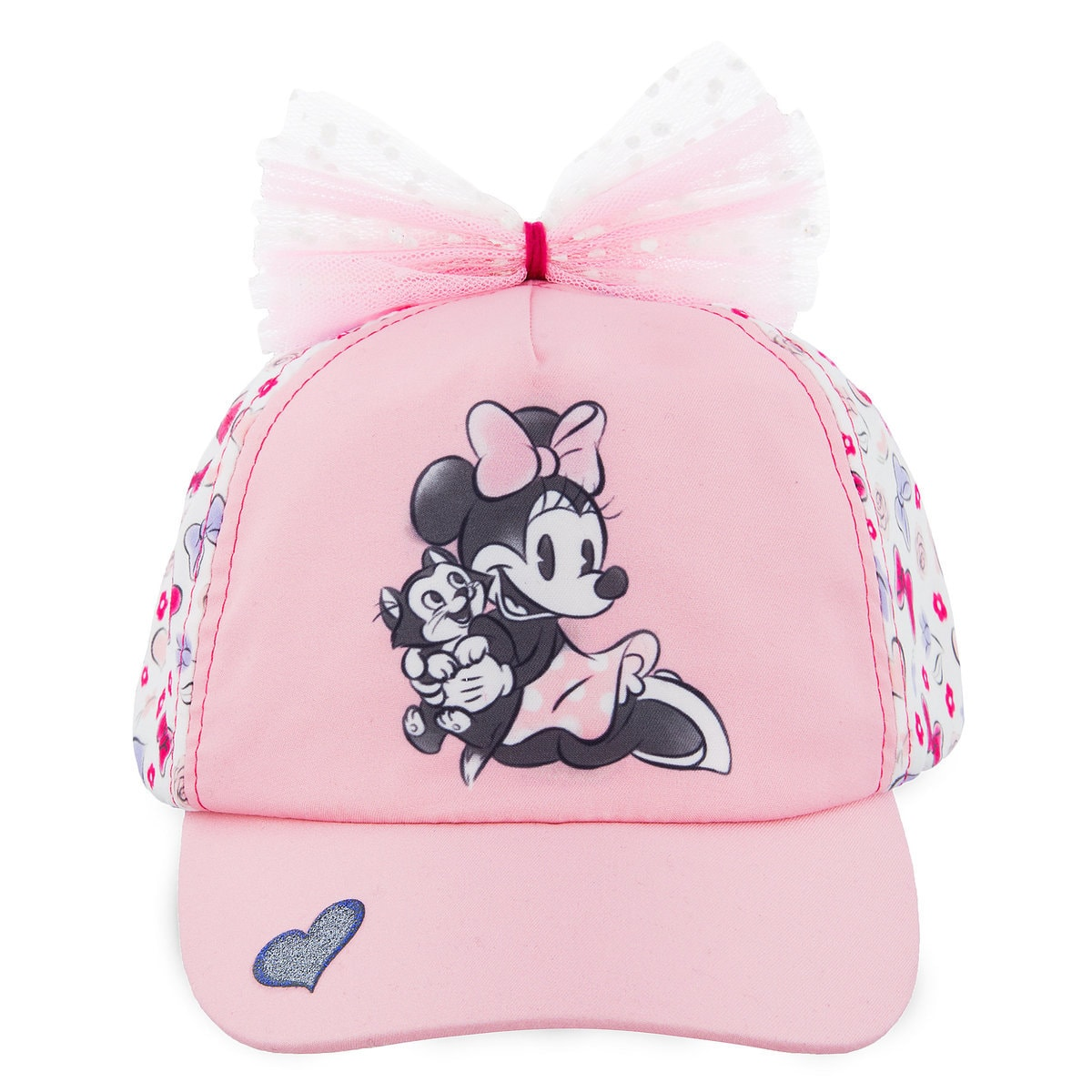38d2efe408e90 Product Image of Sweet Minnie Mouse Baseball Cap for Baby   1