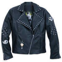 Image of Disney Villains Moto Jacket for Women # 1