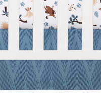Image of The Lion King Crib Bedding Set by Lambs & Ivy # 7