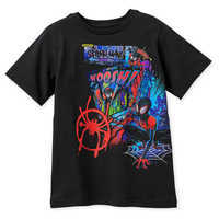 Image of Spider-Man: Into the Spider-Verse T-Shirt for Boys # 1