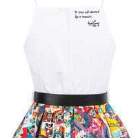 Image of Mickey Mouse Dress and Cardigan for Women # 3
