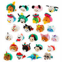 Image of ''Tsum Tsum'' Plush Advent Calendar - Mini # 3