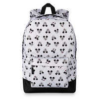 Image of Mickey Mouse Faces Backpack # 1