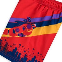 Image of Baymax Swim Trunks for Boys - Big Hero 6: The Series # 4
