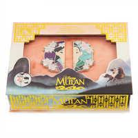Image of Mulan 20th Anniversary Pin Set - Limited Edition # 3
