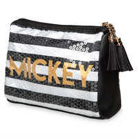 Image of Mickey The True Original Sequined Pouch # 2