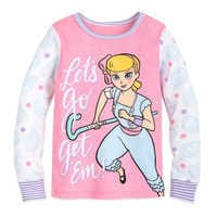 Image of Bo Peep PJ PALS for Girls - Toy Story 4 # 2