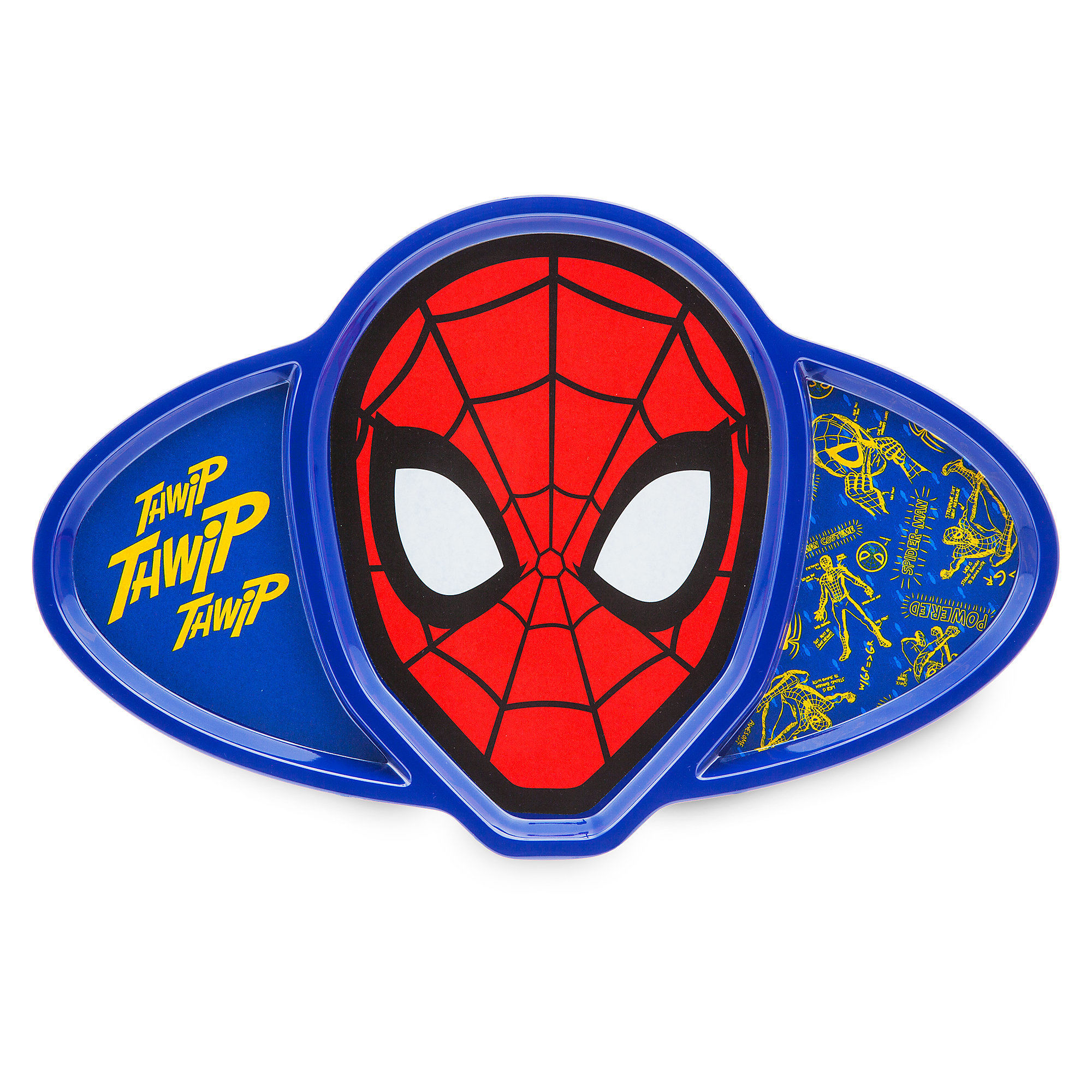 Product Image of Spider-Man Plate - Disney Eats # 1