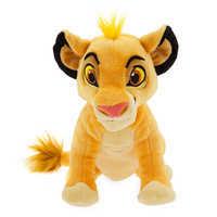 Image of Simba Plush - The Lion King - Mini Bean Bag - 7'' # 1
