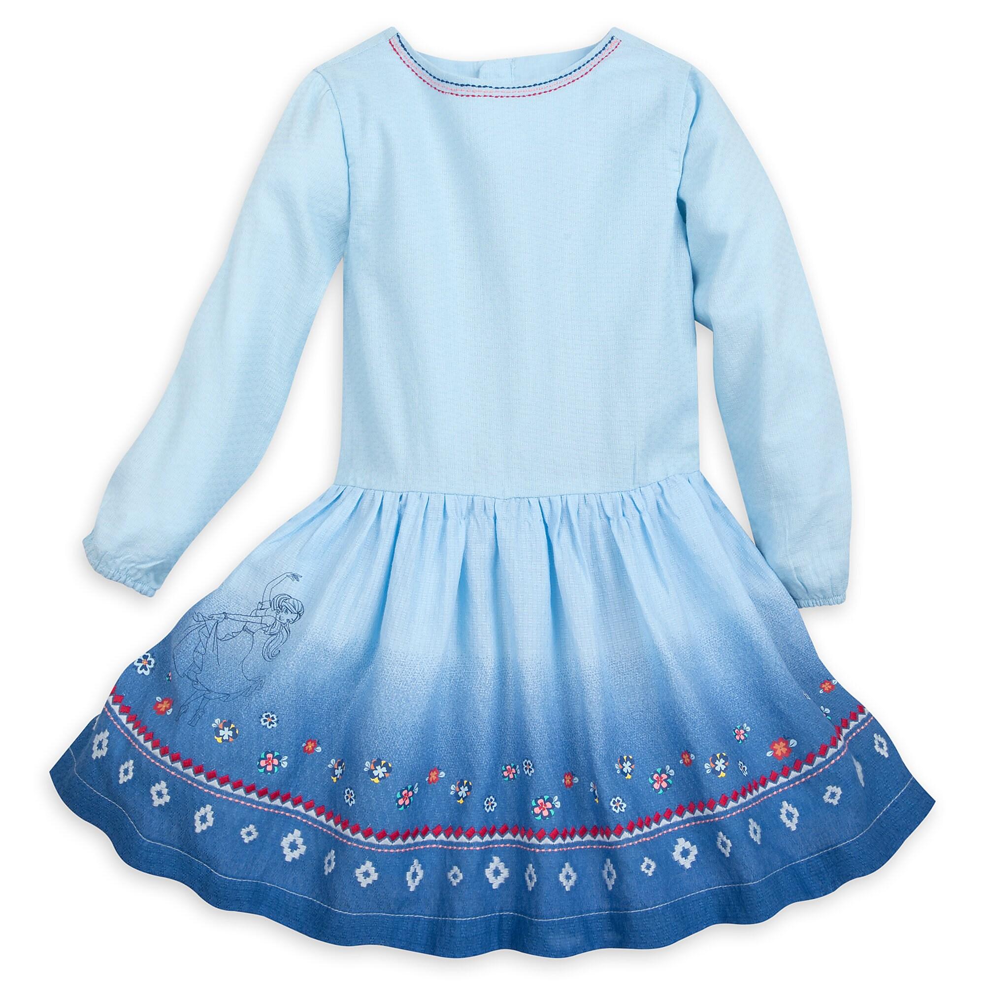 Elena of Avalor Dress for Girls