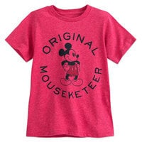 Mickey Mouse Mouseketeer T-Shirt for Boys
