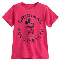 Image of Mickey Mouse Mouseketeer T-Shirt for Boys # 1