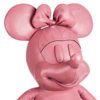 Image of Minnie Mouse Leather Doll by COACH # 4