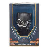 Image of Black Panther Bobblehead Figure by Hot Toys # 3