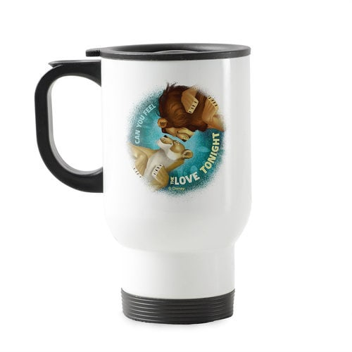 Can You Feel the Love Tonight Travel Mug - The Lion King 2019 Film - Customized