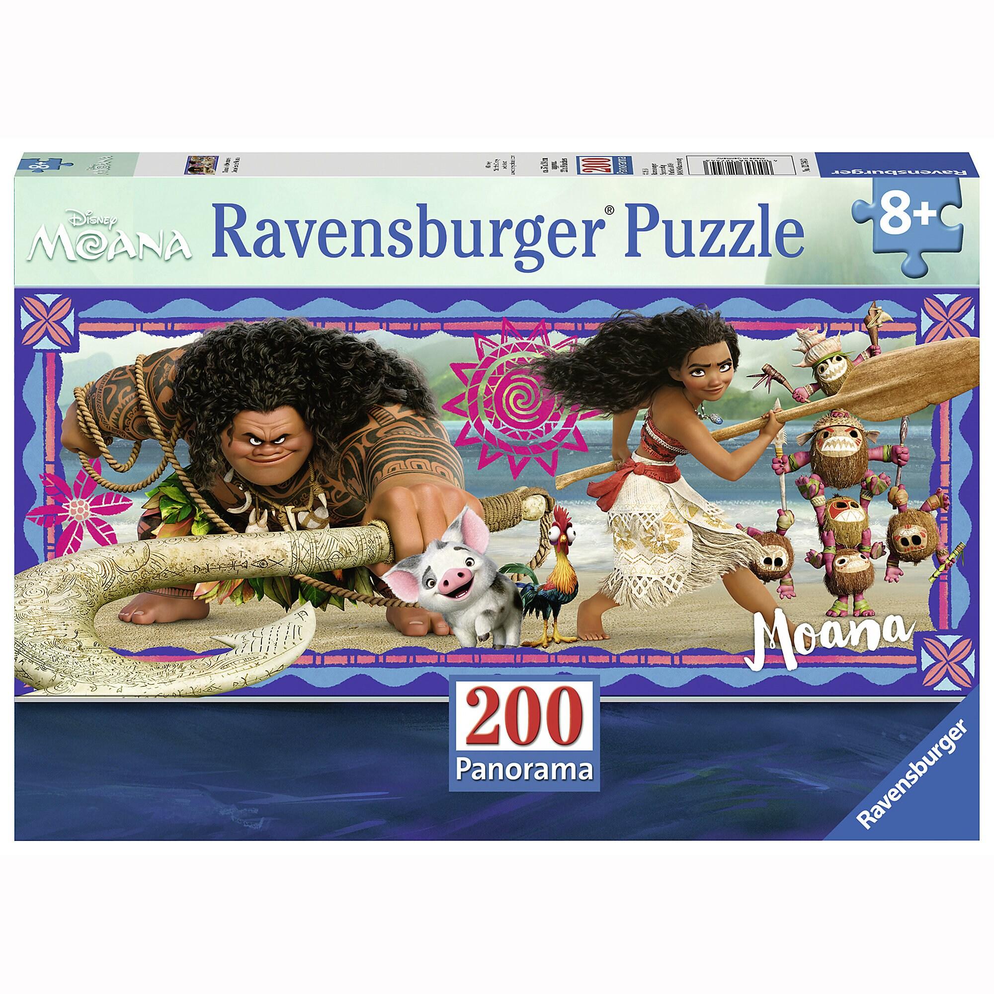 Moana Panorama Jigsaw Puzzle by Ravensburger
