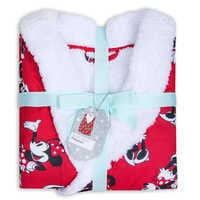 Image of Minnie Mouse Robe for Women # 5