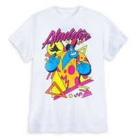 Image of Genie T-Shirt for Men - Aladdin # 1