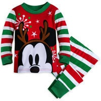 Mickey Mouse Holiday PJ PALS Set for Baby