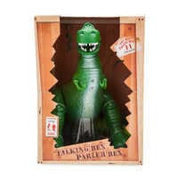 Image of Rex Interactive Talking Action Figure - Toy Story - 12'' # 3