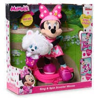 Image of Minnie Mouse Sing & Spin Scooter # 5
