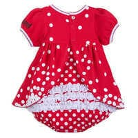 Image of Minnie Mouse Bodysuit Set for Baby - Disneyland # 3