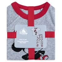 Minnie Mouse Pajama Set for Girls - Mickey and Minnie Family Sleepwear