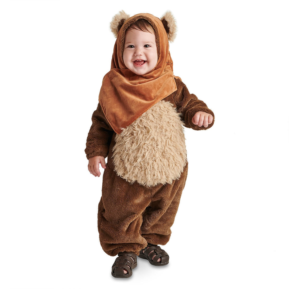 ewok costume for baby - star wars | shopdisney