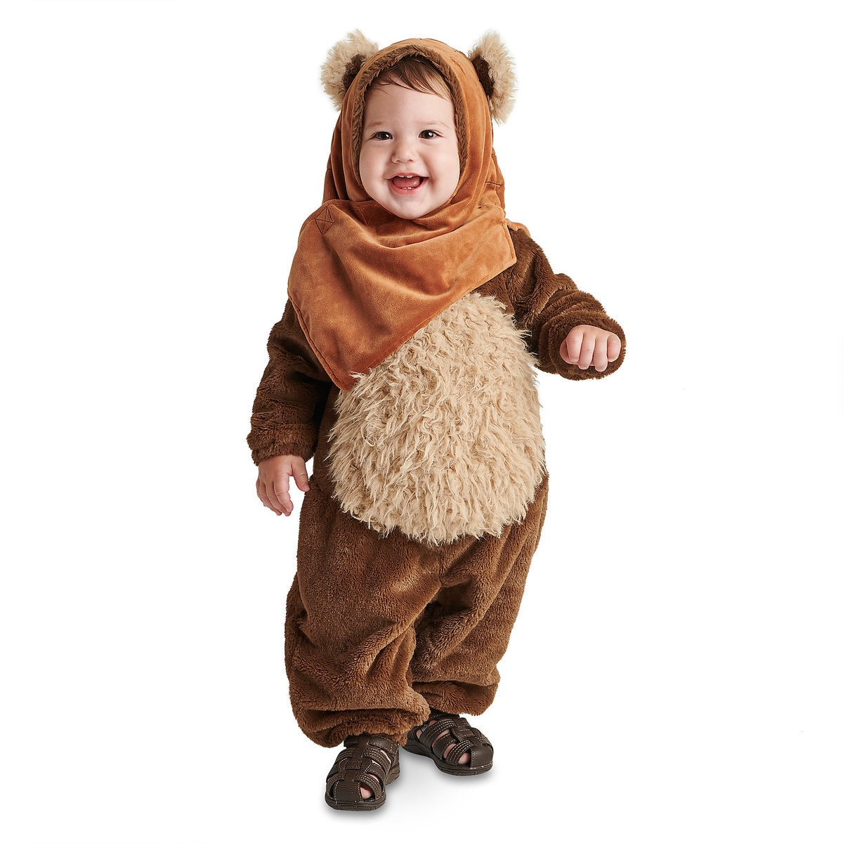 fd92443a8b3b Ewok Costume for Baby - Star Wars