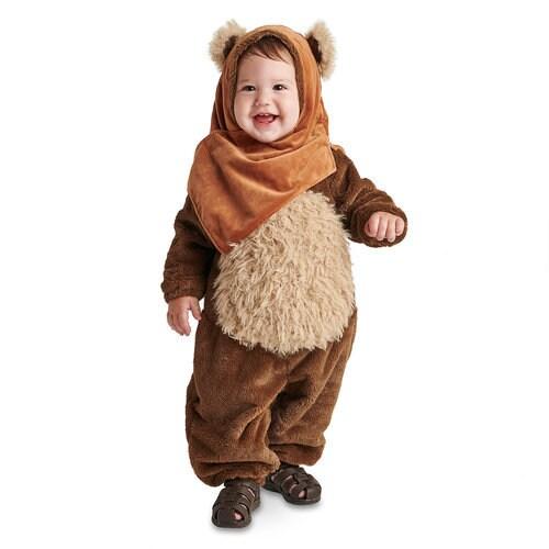 Ewok Hat: Ewok Costume For Baby - Star Wars