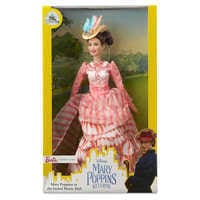 Image of Mary Poppins Doll - Barbie Signature - Mary Poppins Returns # 3
