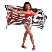 Image of Minnie Mouse Swimsuit for Girls # 2