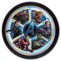 Image of Marvel's Avengers: Endgame Lunch Plates # 1