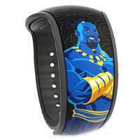 Image of Genie MagicBand 2 - Aladdin - Live Action Film # 1