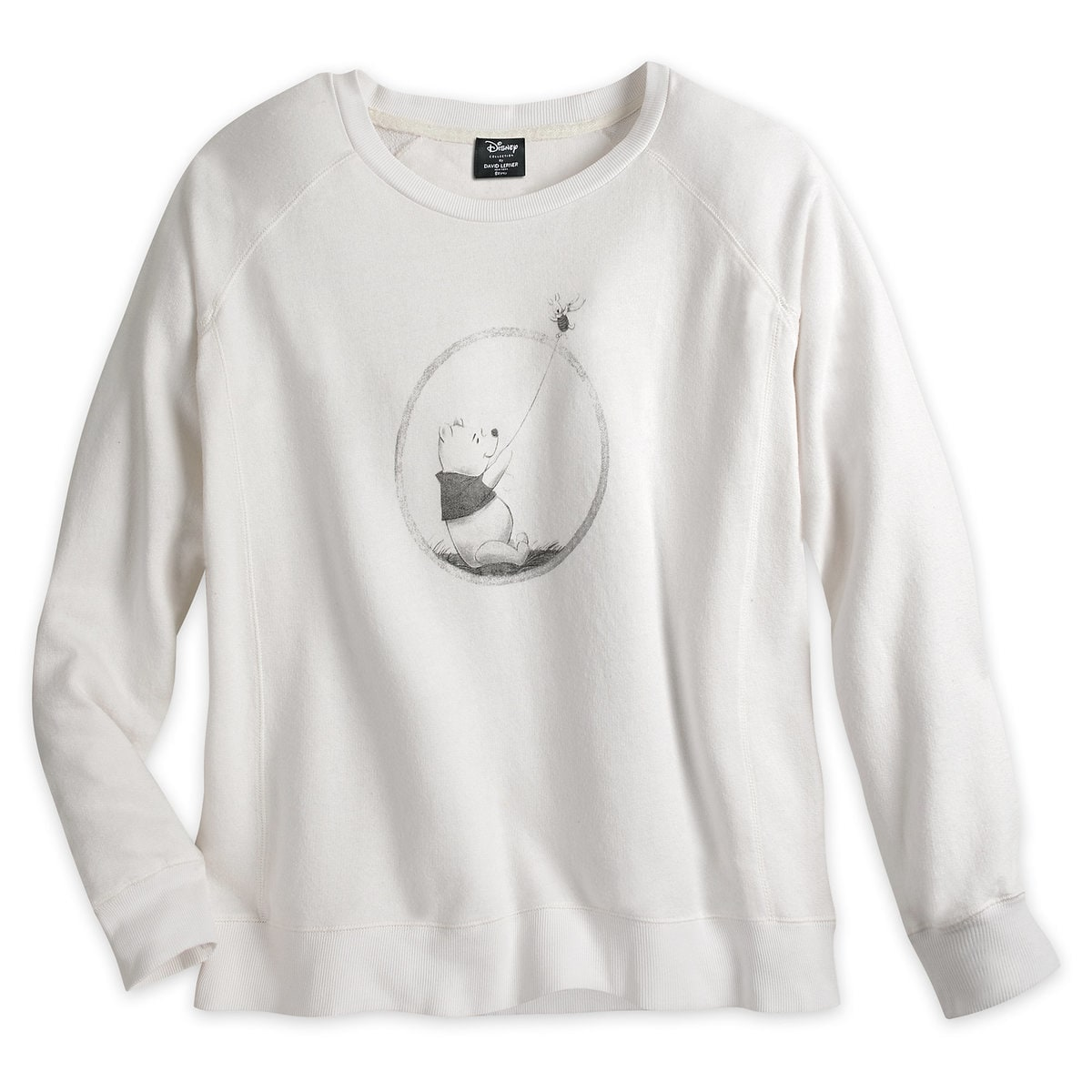 dfd72a530 Product Image of Winnie the Pooh and Piglet Sweatshirt for Women by David  Lerner # 1