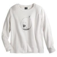Winnie the Pooh and Piglet Sweatshirt for Women by David Lerner