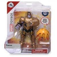 Image of Thanos Action Figure - Marvel Toybox # 5