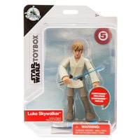 Image of Luke Skywalker Action Figure - Star Wars Toybox # 4