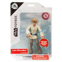 Image of Luke Skywalker Action Figure - Star Wars Toybox # 4